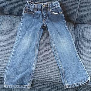 Boys Cat & Jack size 5 jeans